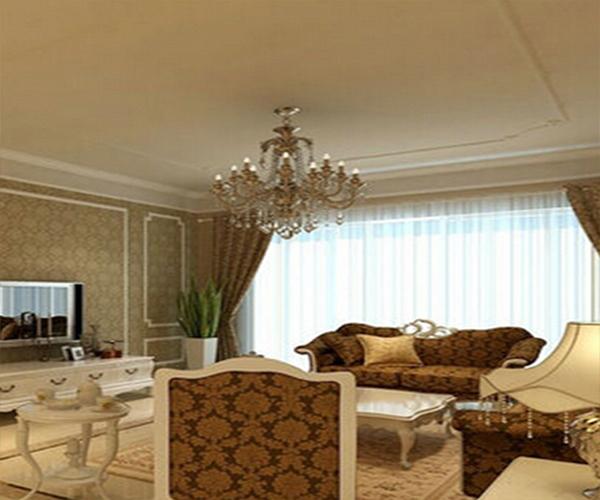 酒店石膏装饰